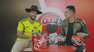 Una Coca-Cola Con Maluma