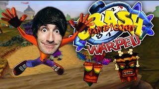 CRASH BANDICOOT: WARPED! - [LuzuGames]