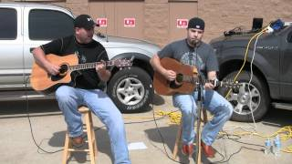 "Randy Rogers Band ""In My Arms Instead"" Cover by Nathan Burris"