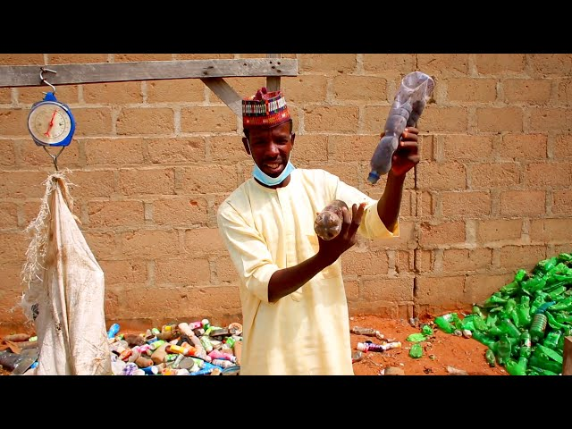 Inclusion of persons with disability: Plastic Waste Recycling intervention