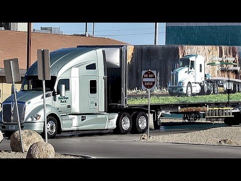 CENTRAL OREGON TRUCK CO ~ REDMOND OR TRUCKING