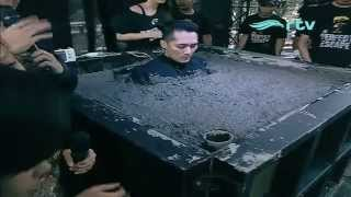 Download Video Demian buried alive in concrete for 50 hours   THE PERFECT ESCAPE [ MAY 22nd 2015 ] MP3 3GP MP4