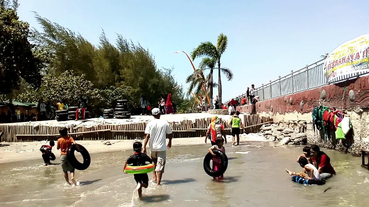 Pantai Bali lestari - YouTube