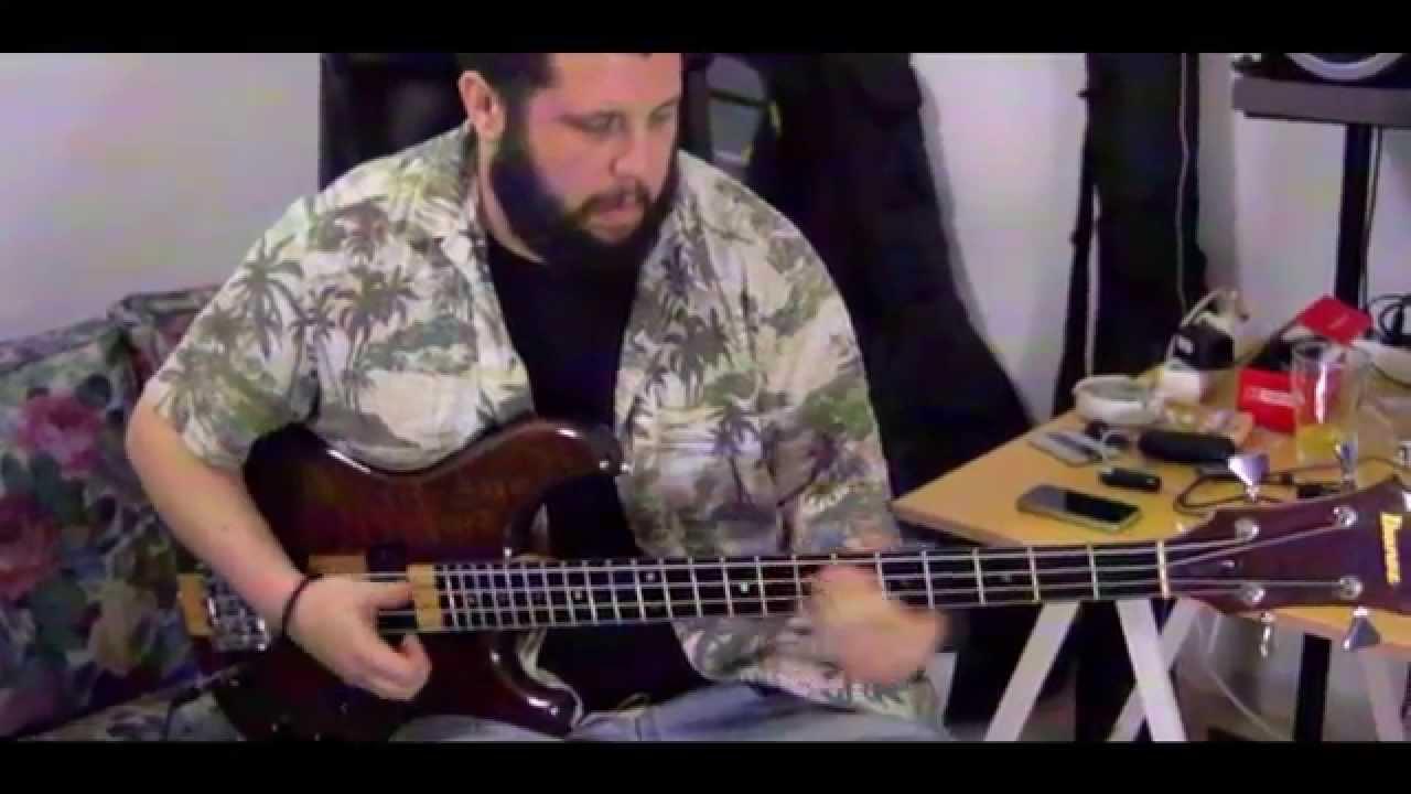 Cindy Lauper - Girls just wanna have fun(k) - Bass cover