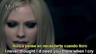 Avril Lavigne - When You re Gone Subtitulado Español Ingles
