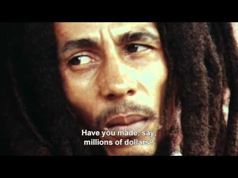 Bob Marley 'Money can't buy life' Interview