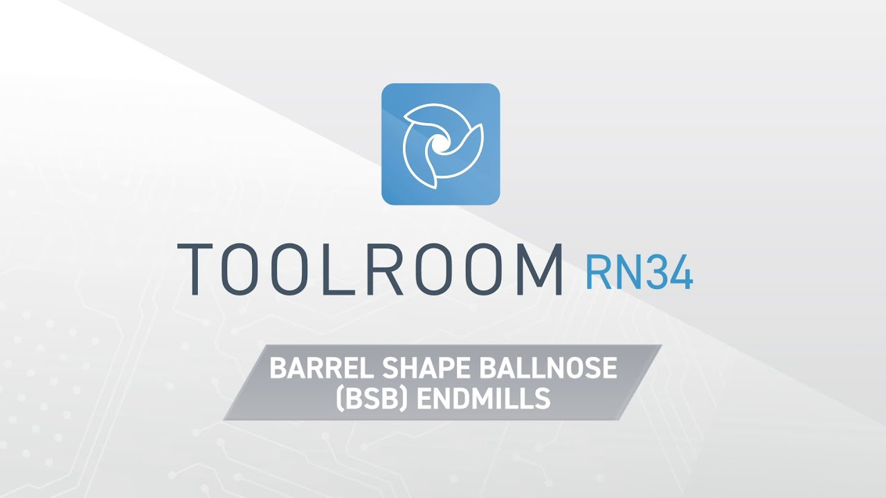 ToolRoom Software Supports Manufacturing of Complex Endmills