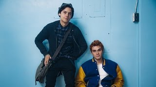 riverdale cole sprouse on how different this version of archie is