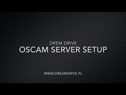 DreamDrive OScam server setup - Dream Drive