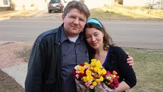 Dad's and Mom's birthday!!! -Savchenko family