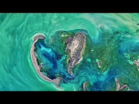 Планета Земля из космоса. Фотографии с борта МКС, 2016 год