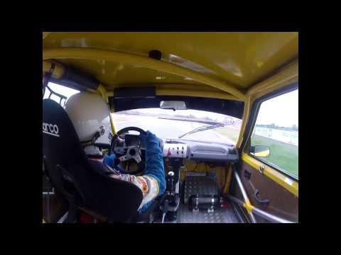 David Gregnanin  groupe GT / coupe de france 2014