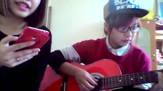 Guitar: Đặt anh vào quá khứ (cover)