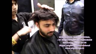 What is Hair Bonding? +91 9900170130 WIG DESIGNS INTERNATIONAL - wigs in Bangalore INDIA