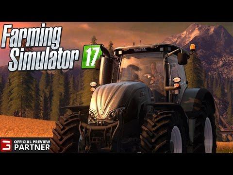 Farming Simulator 17 -  Goldcrest Valley Farming! - Official Game Overview - Farming Simulator 2017