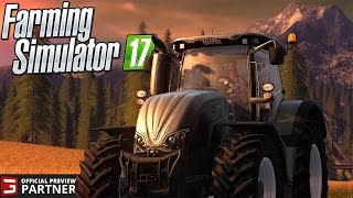 Farming Simulator 17 -  Goldcrest Valley Farming! - Official Game Overview - Farming Simulator 2017