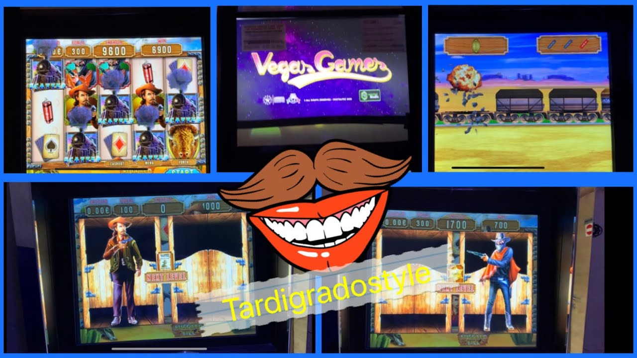 Slot da Bar e Tabacchi-VEGAS GAMER - Buffalo Bill ???