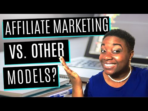 Affiliate Marketing vs. Other Business Models: Which is Best for YOU? thumbnail