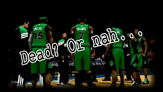 NBA 2K14 | Ranked: BOS @ NYK | Dead? Or nah... | Past, Present, Future