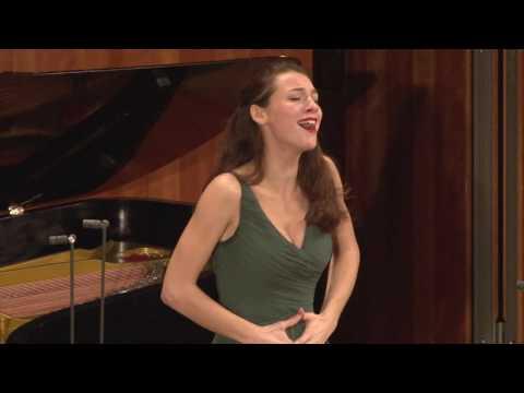 Mozart : Abendempfindung an Laura - Catherine Trottmann et Eloïse Bella Kohn