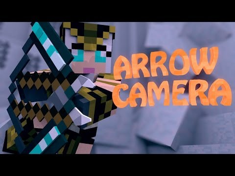 how to create arrows in minecraft