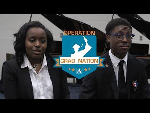 Operation Grad Nation - Benjamin E. Mays