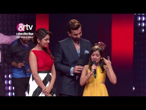 Nishtha's Dad Surprises Her | The Liveshows | Moment | The Voice India Kids | Sat-Sun 9 PM