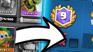 Goblin Gang Log Bait Deck | Clash Royale