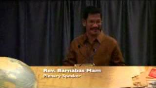 Assembly of  Worldwide Partners 2007 - Barnabas Mam - Keeping Christ Central
