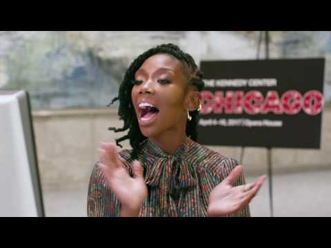 Brandy - Live QA With fans at the Kennedy Center
