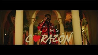 Maître GIMS - Corazon ft. Lil Wayne & French Montana (Clip Officiel)
