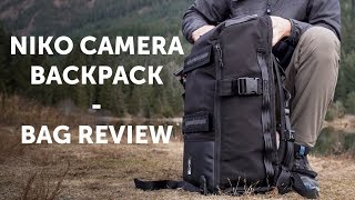 Chrome Niko Camera Backpack Hands-On Review