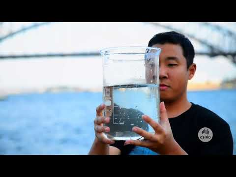 Graphene: water filter of the future