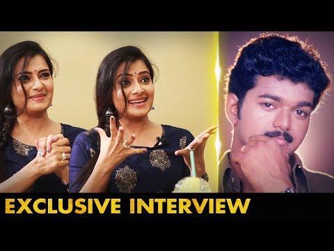 என்னோட கைய்ய புடுச்சி ஓடினார் விஜய்   Actress Shruthi Raj Interview   Sudha in Azhagu Serial