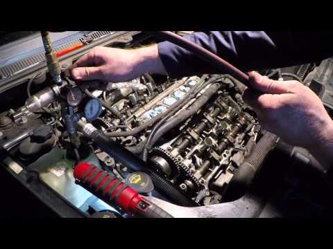 Part 1 Ford Flex oil leak, coolant loss, P0016 water pump replacement