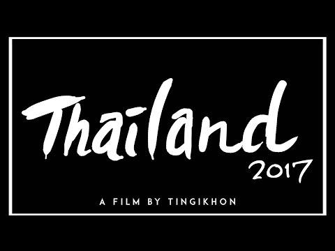 Thailand Trip 2017 - Bangkok | Chiangmai (HD)