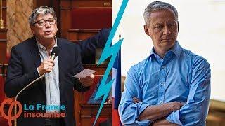 [CLASH] Eric Coquerel tacle Bruno Le Maire à l'Assemblée