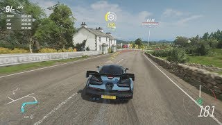 Forza Horizon 4 - Monthly Rivals TA Challenge #1 in under 55 seconds (Top Leaderboard Lap)