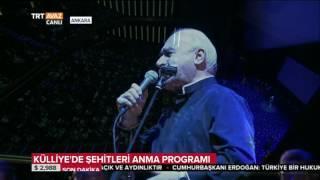 Bir Hilal Uğruna Ya Rab Ne Güneşler Batıyor - Külliye'de Şehitleri Anma Programı - TRT Avaz 2017 Video