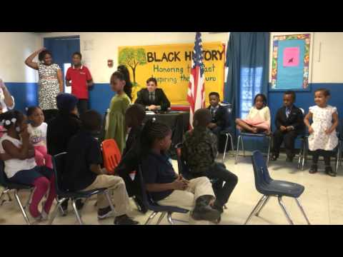 Beacon Hill School Black History Program 2016