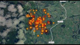 """""""Quake Watch Update"""" - Swarm underway - Azores - Seismic unrest"""