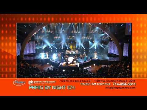 Paris By Night 104 Announcement Please SUBSCRIBE, LIKE and SHARE