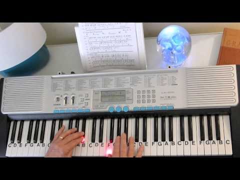 How to Play ~ The Gift ~ Jim Brickman ~ LetterNotePlayer © - YouTube