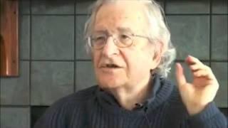 Chomsky criticizes postmodern feminism & marxism