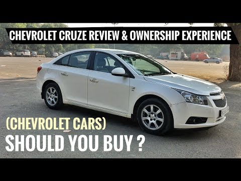 CHEVEROLET CRUZE REVIEW, RESALE VALUE, MAINTENANCE, SERVICE COST AND OWNERSHIP EXPERIENCE