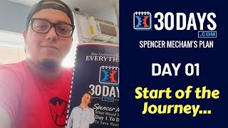30days.com Challenge | Putting Spencer Mecham's Plan to Work