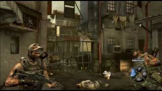 Army Of Two The 40th Day Gameplay