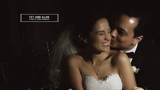 Tet and Alan: Wedding Highlights