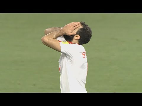 ملخص مباراة سوريا 1-1 اليابان | كأس كيرين 2017/6/7