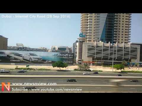 Travel to Dubai Internet City Technology Park HD Videos Sep 2016